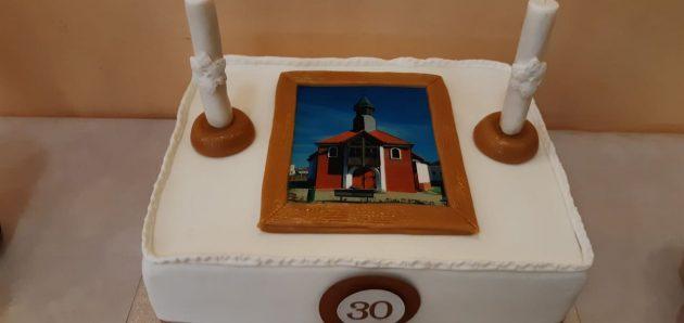 30 éves a Molnári templom