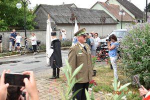 Bíró László nyugalmazott határőr alezredes