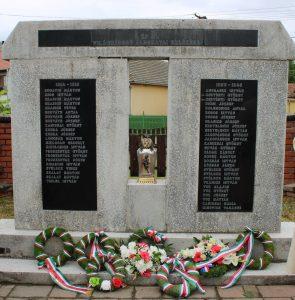 Akik életüket adták a hazáért községünkből